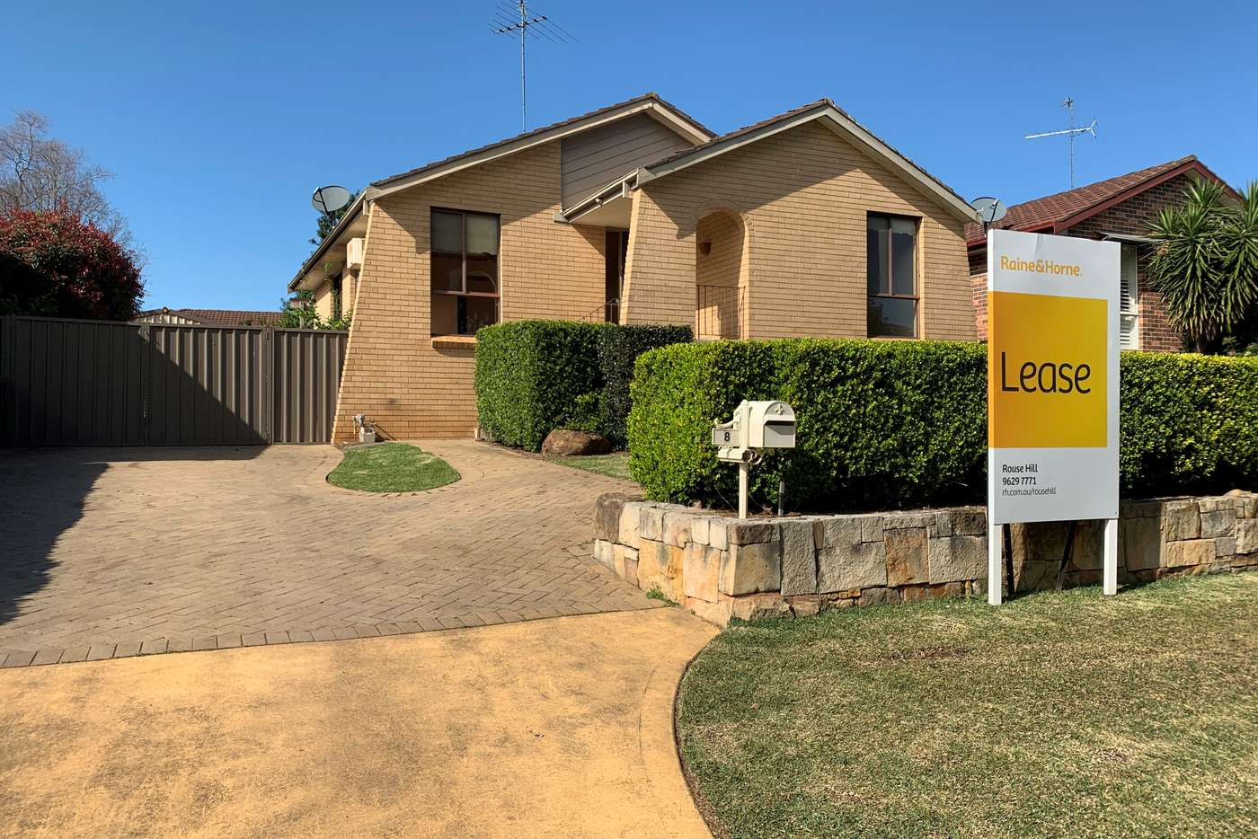 Main view of Homely house listing, 8 Griffiths Road, Mcgraths Hill NSW 2756