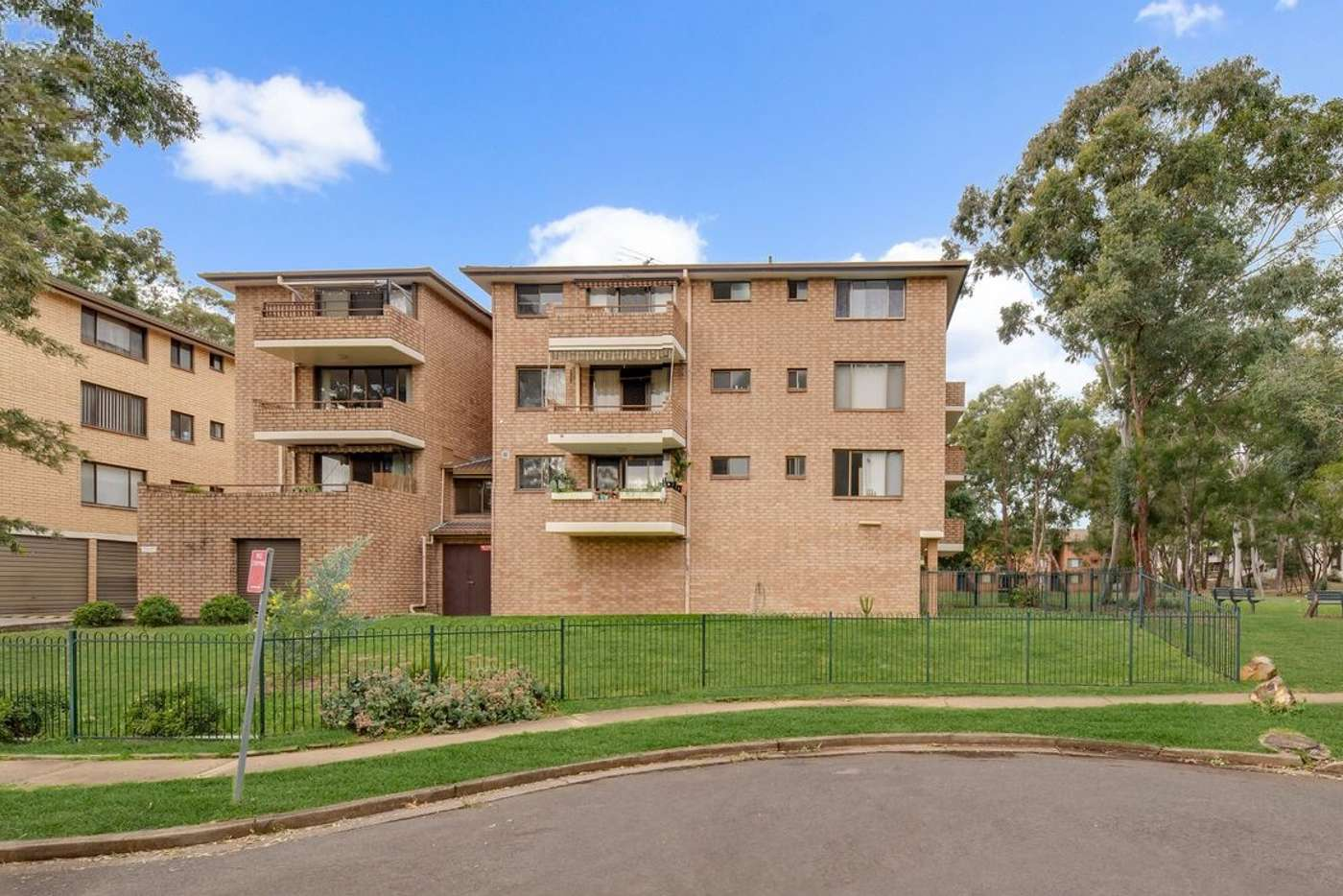 Main view of Homely unit listing, 21/7-9 Beale Street, Liverpool NSW 2170
