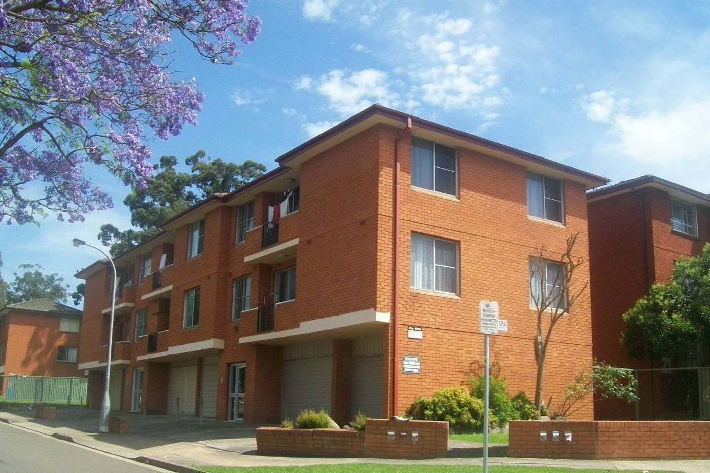 Main view of Homely unit listing, 4/23 Speed Street, Liverpool NSW 2170