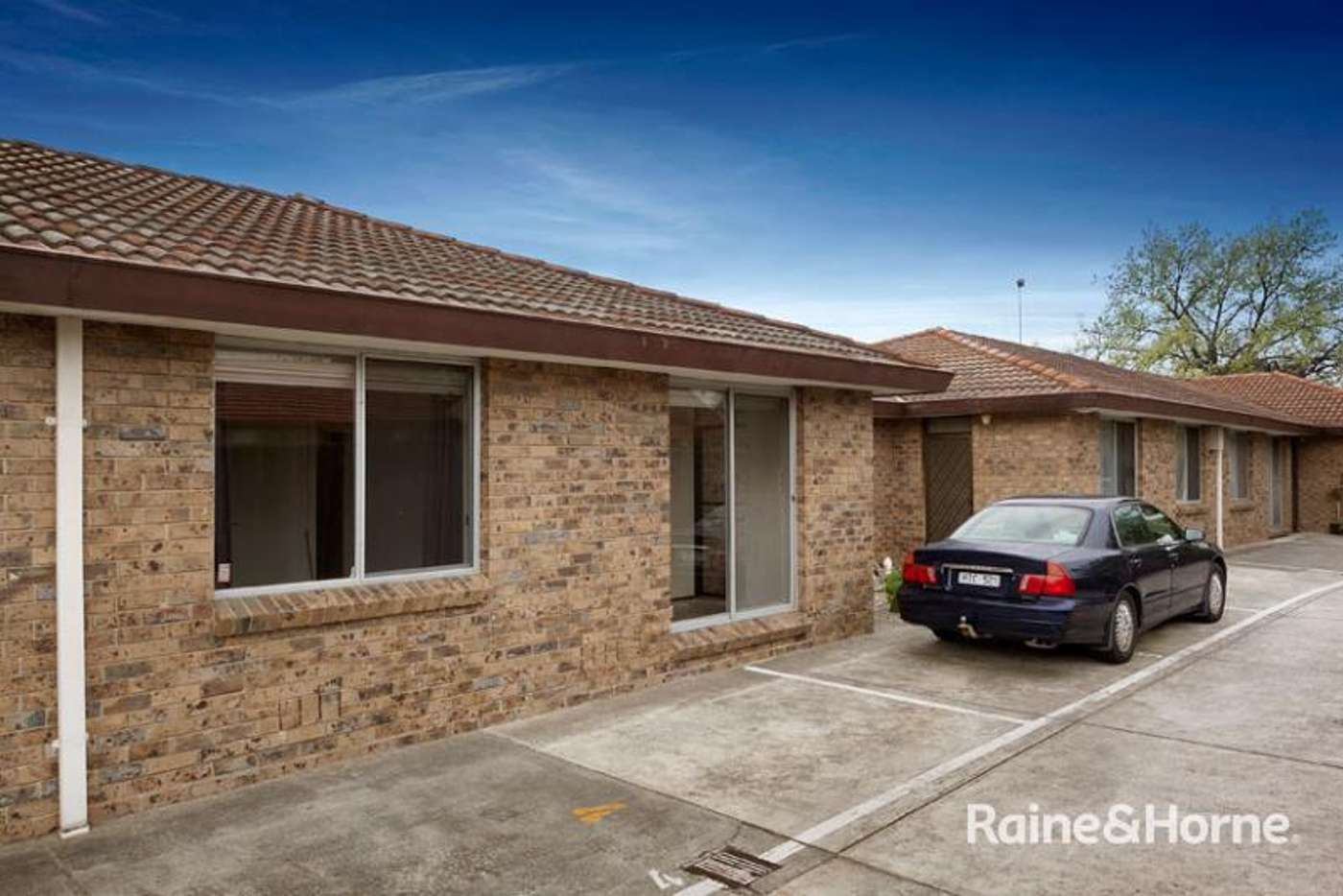 Main view of Homely unit listing, 4/26 McClean Street, Brunswick West VIC 3055