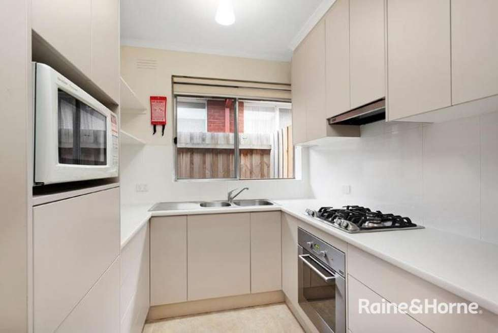 Second view of Homely unit listing, 4/26 McClean Street, Brunswick West VIC 3055