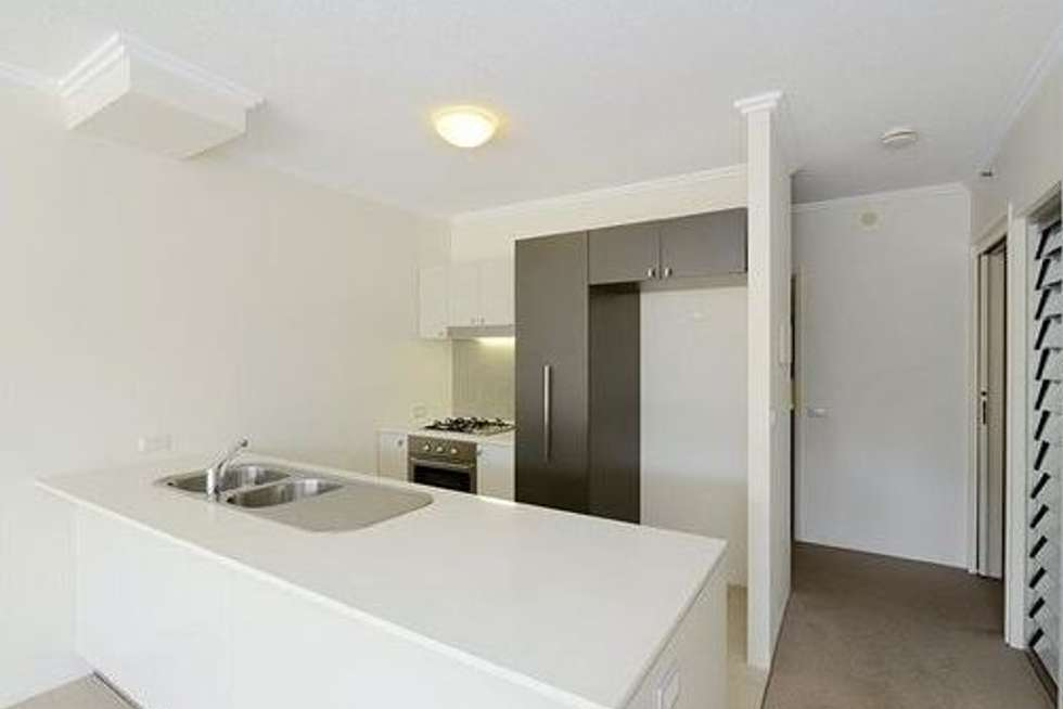 Second view of Homely unit listing, 3073/3 Parkland Boulevard, Brisbane City QLD 4000
