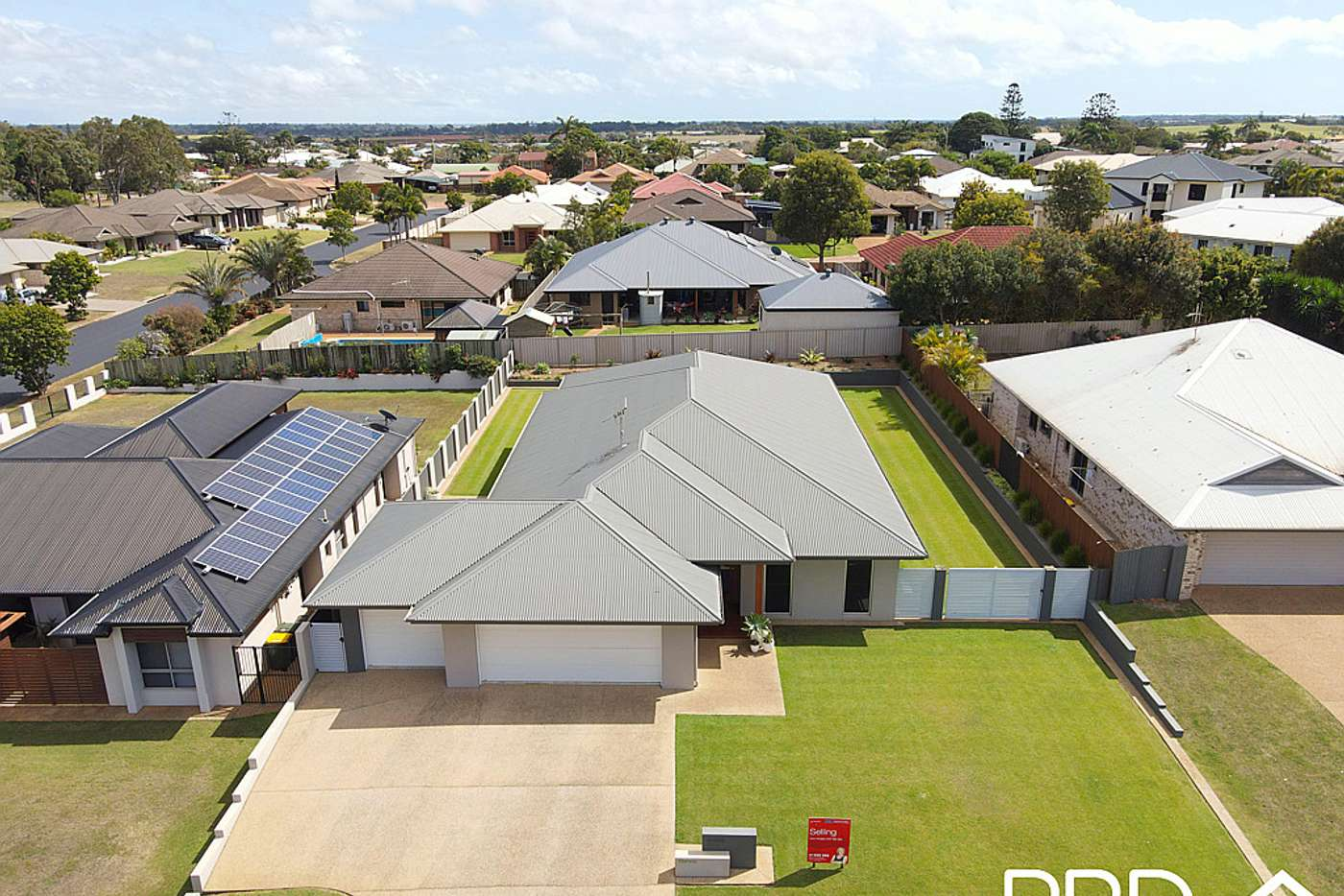 Main view of Homely house listing, 3 Jasmine Court, Kalkie QLD 4670