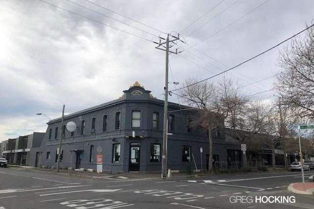 Corner Hudson Road & Hall Street, Spotswood VIC 3015