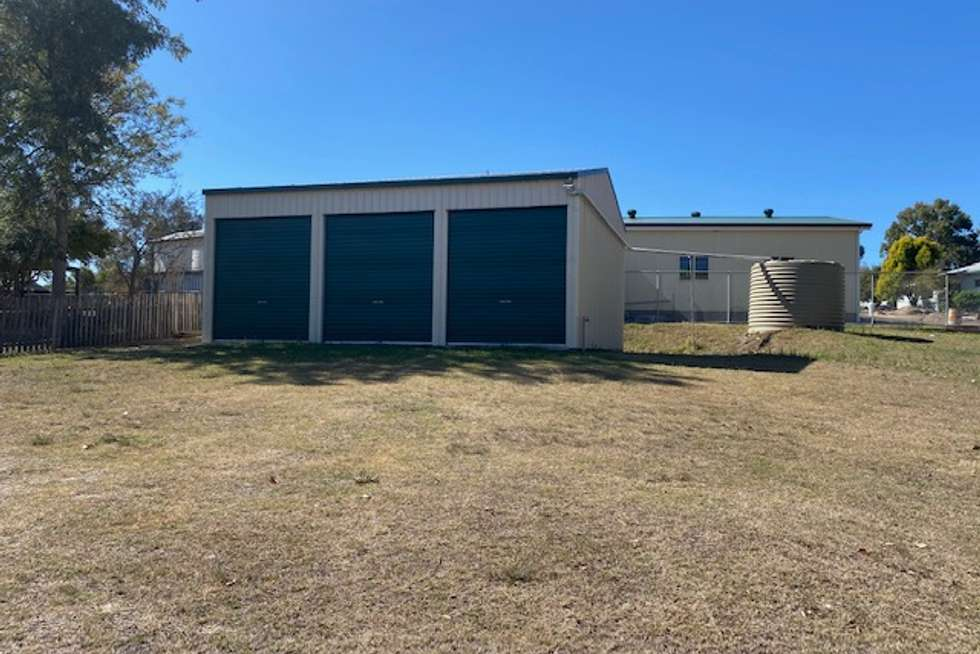 Second view of Homely residentialLand listing, 14 Drake Street, Proston QLD 4613