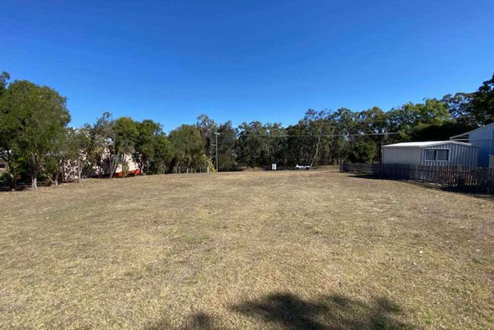 Third view of Homely residentialLand listing, 14 Drake Street, Proston QLD 4613