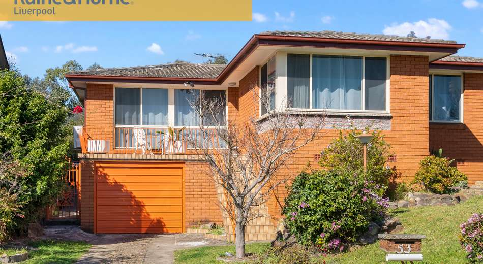 53 Congressional Drive, Liverpool NSW 2170