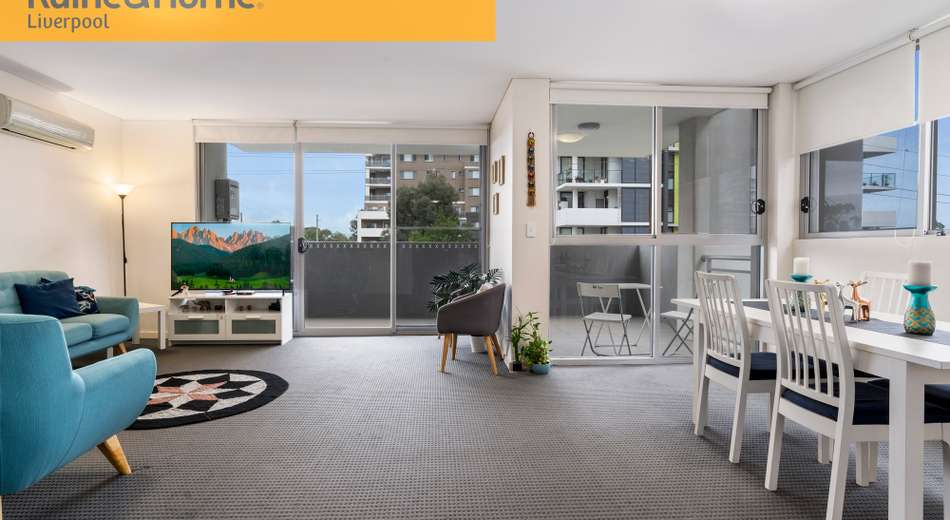 9/87 Campbell Street, Liverpool NSW 2170