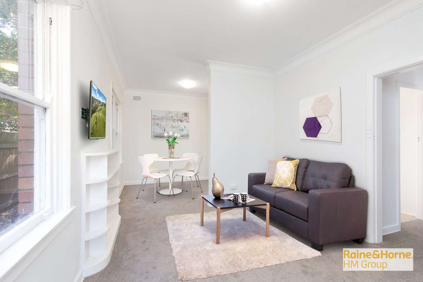 Main view of Homely apartment listing, 1/144 Ernest Street, Crows Nest NSW 2065