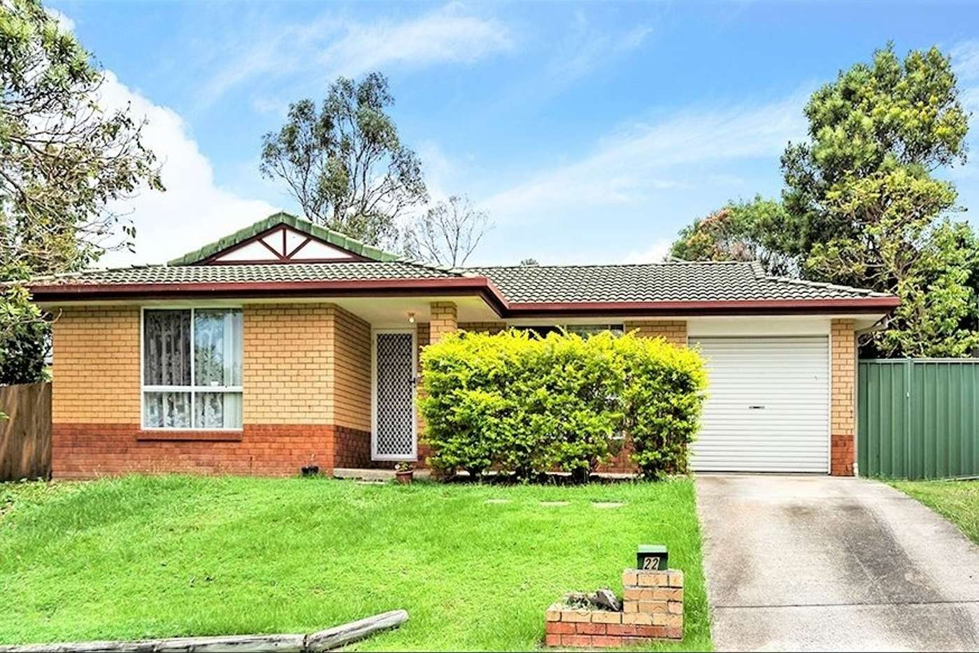 Main view of Homely house listing, 22 Jessie Crescent, Bethania QLD 4205