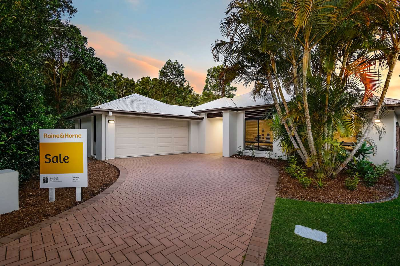 Main view of Homely house listing, 11 Bashful Lane, Coomera Waters QLD 4209