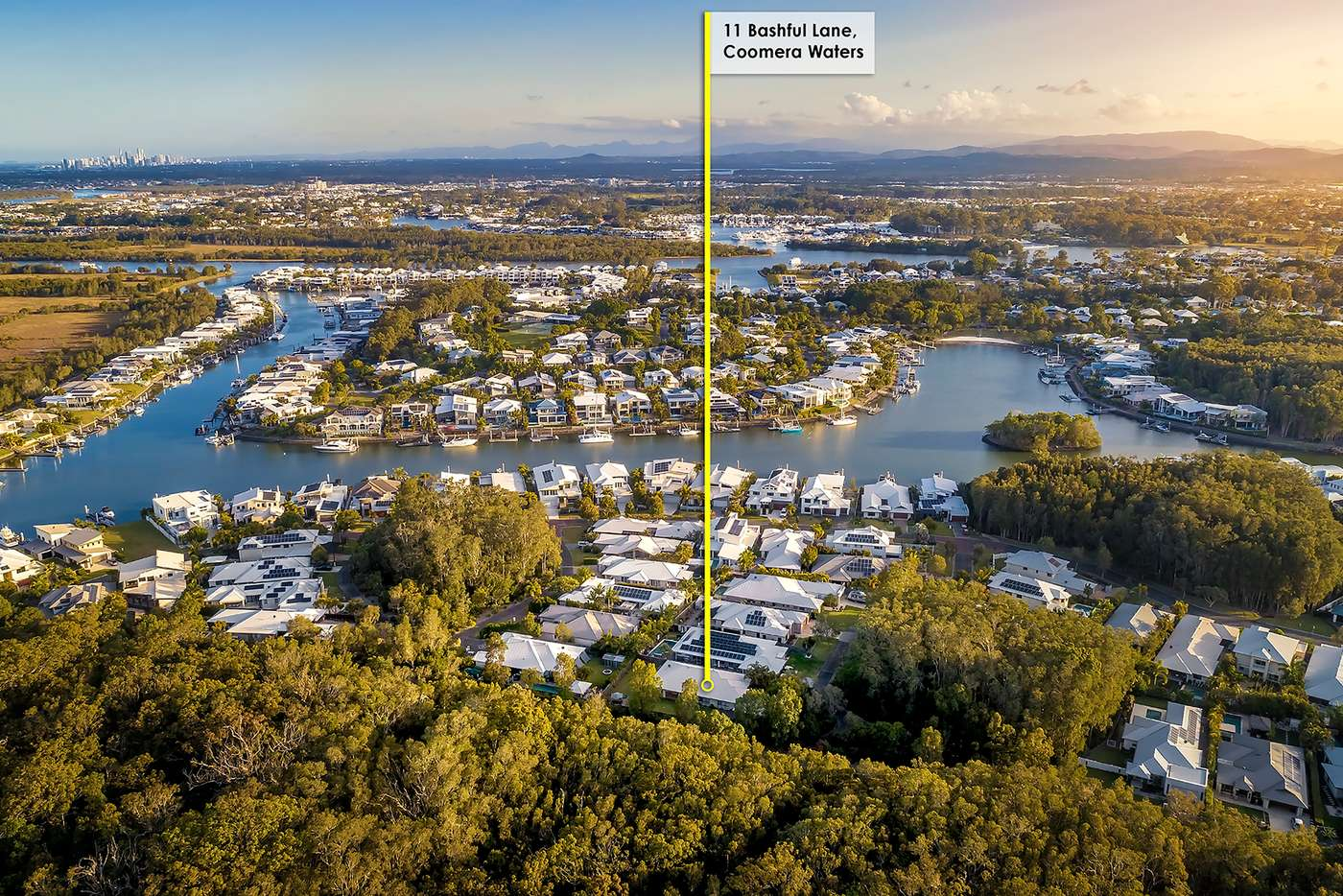 Sixth view of Homely house listing, 11 Bashful Lane, Coomera Waters QLD 4209