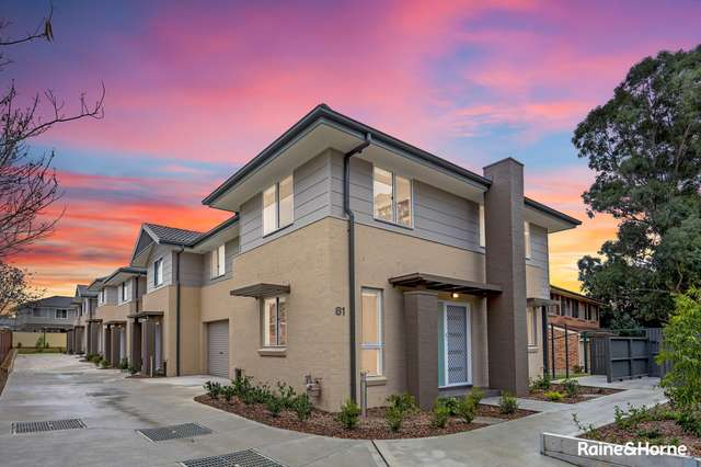 5/81 Melbourne Street, Oxley Park NSW 2760