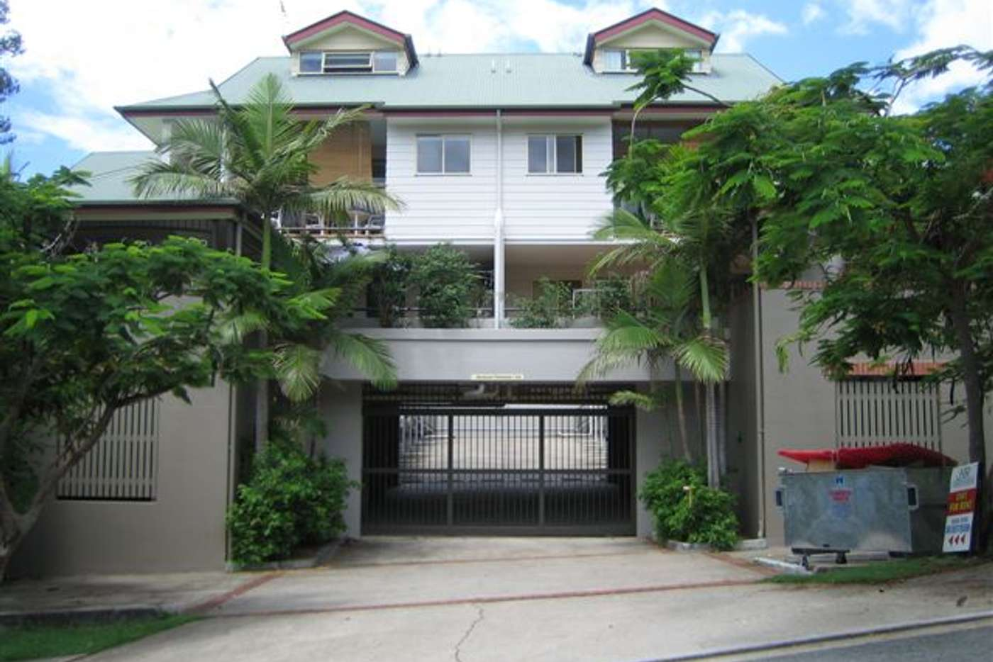 Main view of Homely unit listing, 16/7-9 Franklin Street, Kelvin Grove QLD 4059