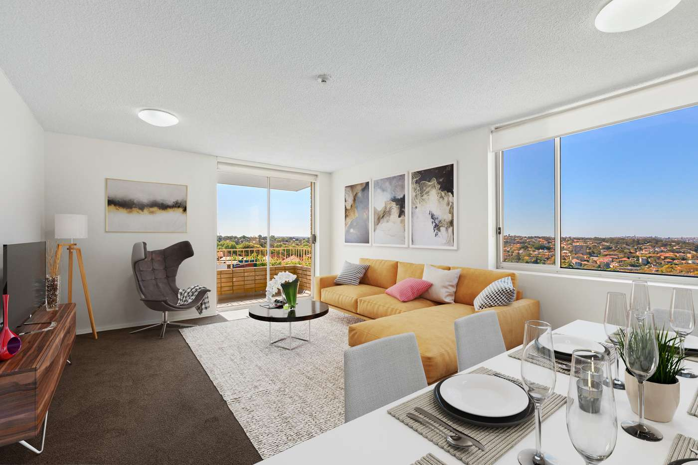 Main view of Homely apartment listing, 31/25 Hampden Ave, Cremorne NSW 2090