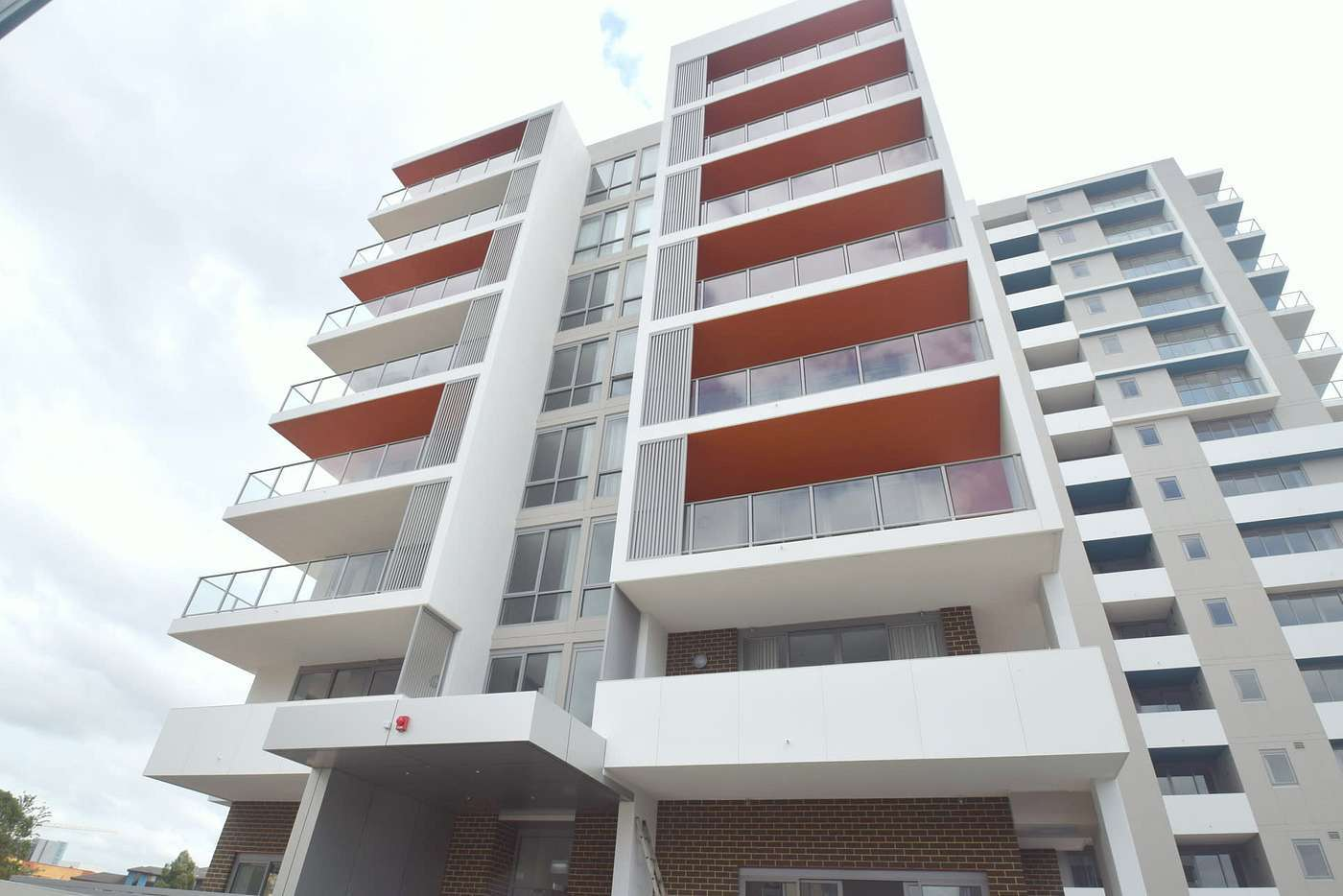 Main view of Homely apartment listing, B401/13-15 Bigge Street, Liverpool NSW 2170