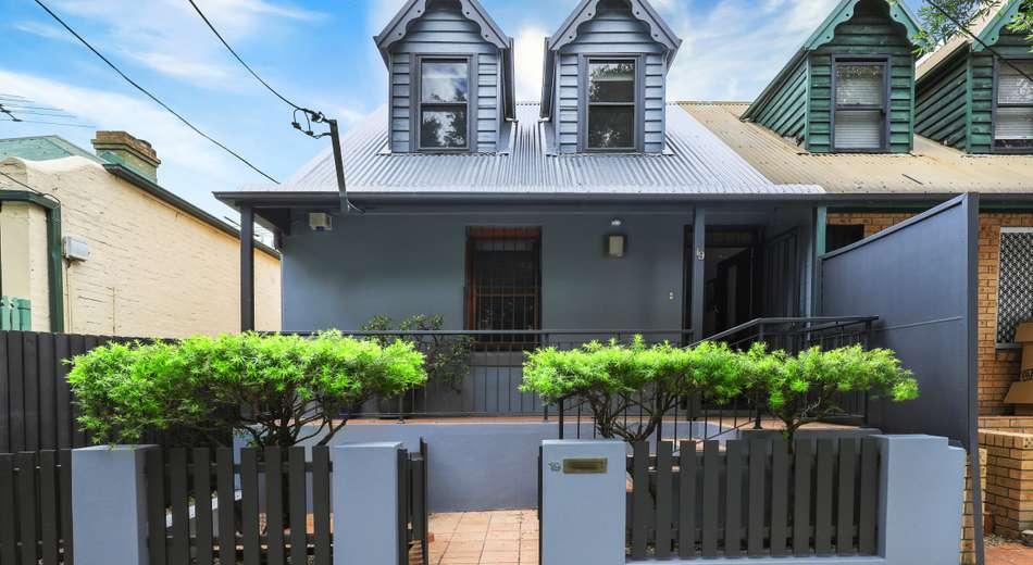 19 Bray Street, Erskineville NSW 2043