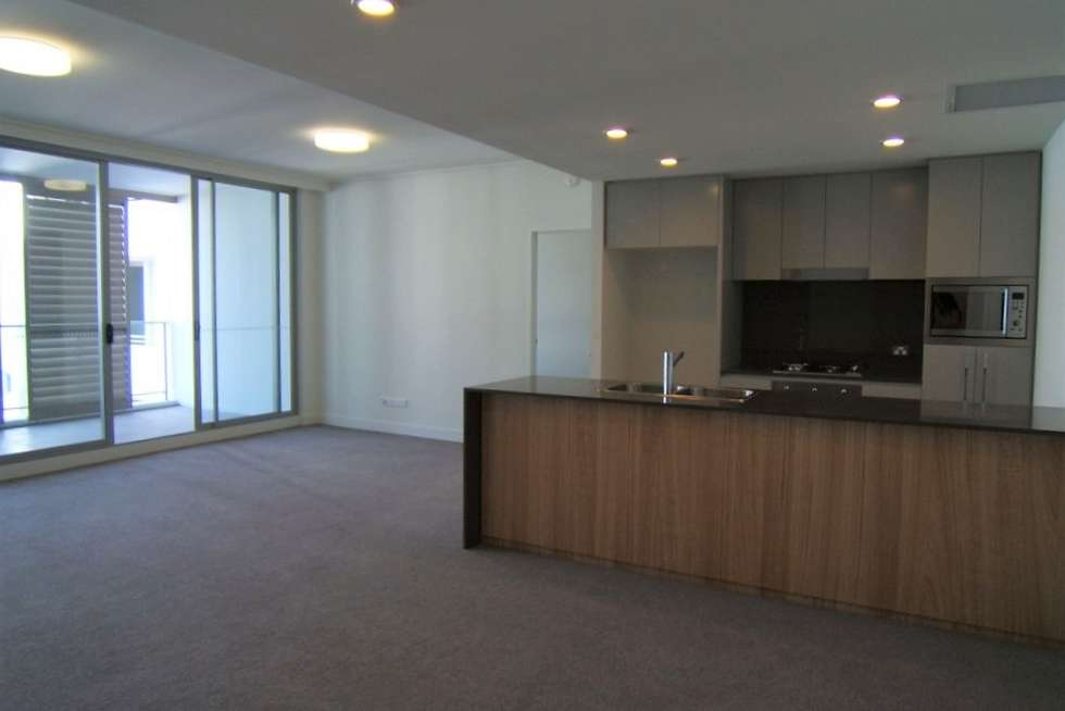 Third view of Homely house listing, 403/14 Shoreline Drive, Rhodes NSW 2138