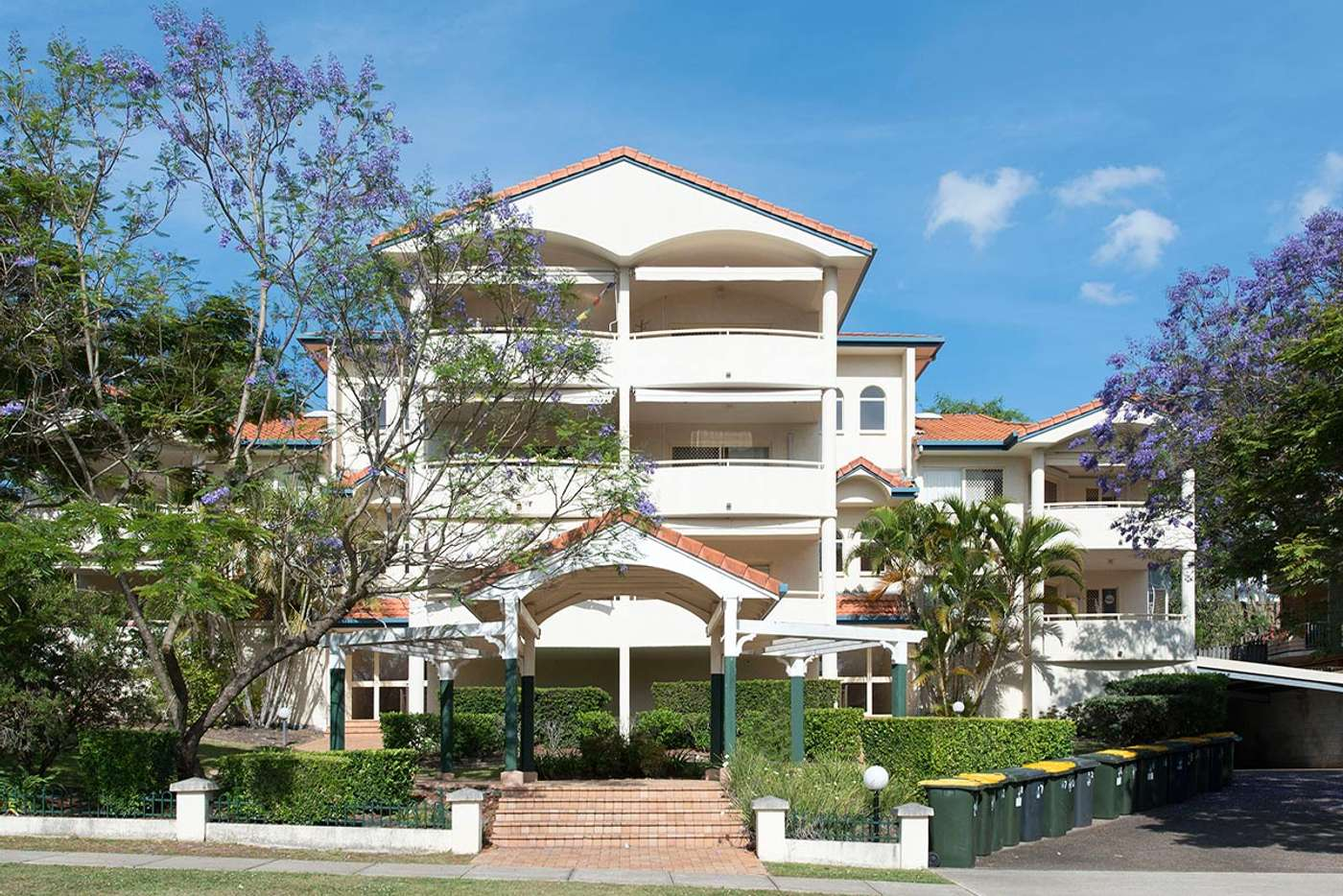 Main view of Homely apartment listing, 1/52-58 Mitre Street, St Lucia QLD 4067
