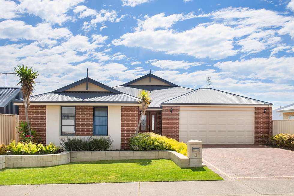 Second view of Homely house listing, 3 Cherry Hills Circle, Dunsborough WA 6281