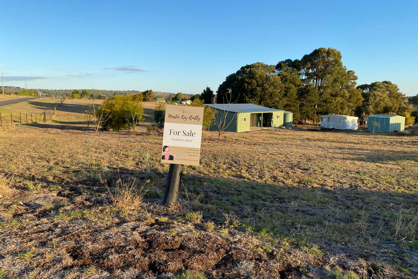 Second view of Homely acreageSemiRural listing, 180 Butler Drive, Proston QLD 4613