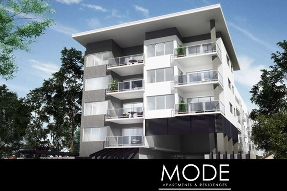 Second view of Homely apartment listing, 202/26 Le Geyt Street, Windsor QLD 4030