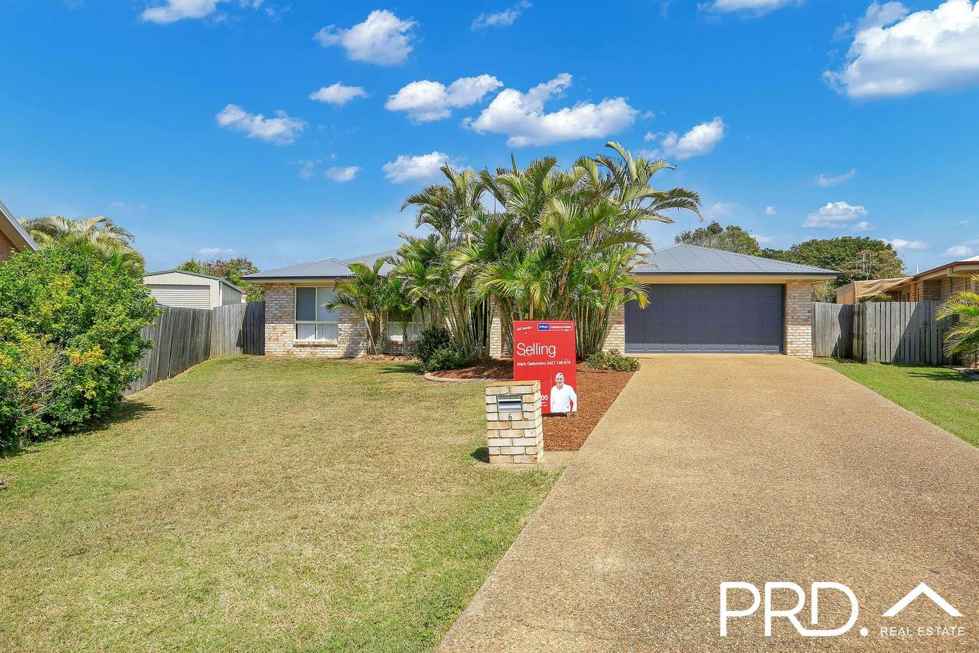 Main view of Homely house listing, 6 Blake Close, Coral Cove QLD 4670