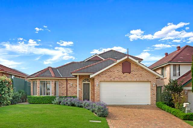 14 Tellicherry Circuit, Beaumont Hills NSW 2155