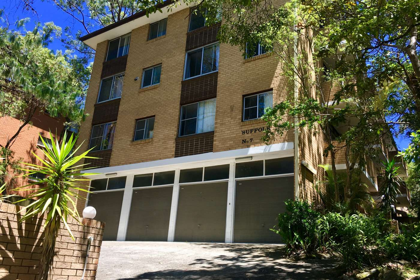 Main view of Homely unit listing, 10/7 Cottonwood Cres, Macquarie Park NSW 2113