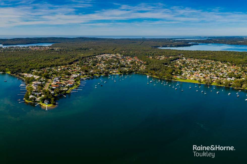 Second view of Homely house listing, 10 Mariner Close, Summerland Point NSW 2259