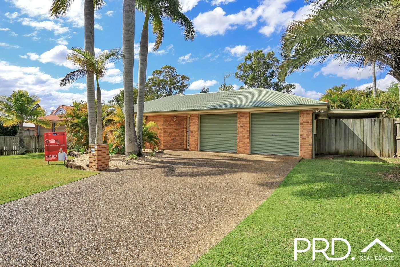Main view of Homely house listing, 51 Glen Appin Drive, Avoca QLD 4670