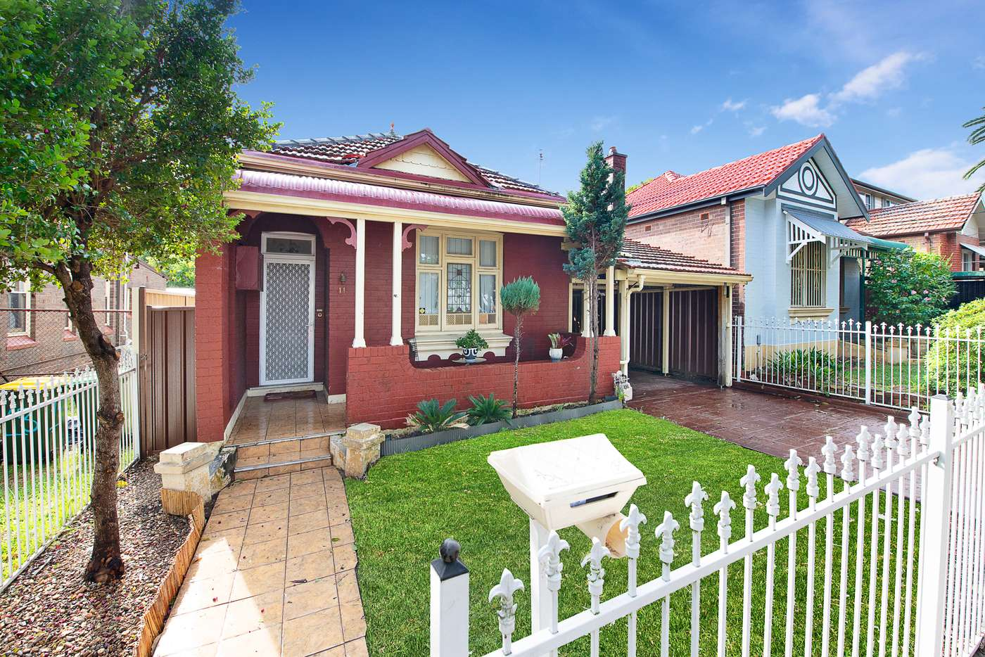 Main view of Homely house listing, 11 Heighway Ave, Ashfield NSW 2131
