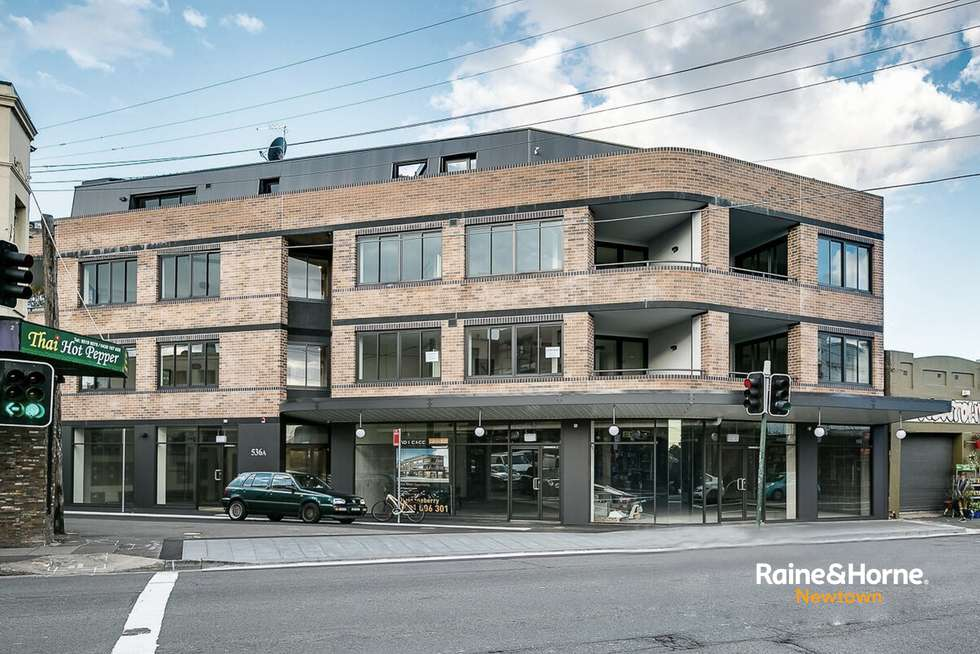 Third view of Homely apartment listing, 15/536A King Street, Newtown NSW 2042