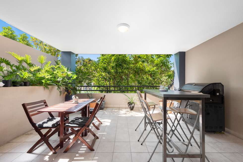 Third view of Homely apartment listing, 5/42-48 Durham Street, St Lucia QLD 4067