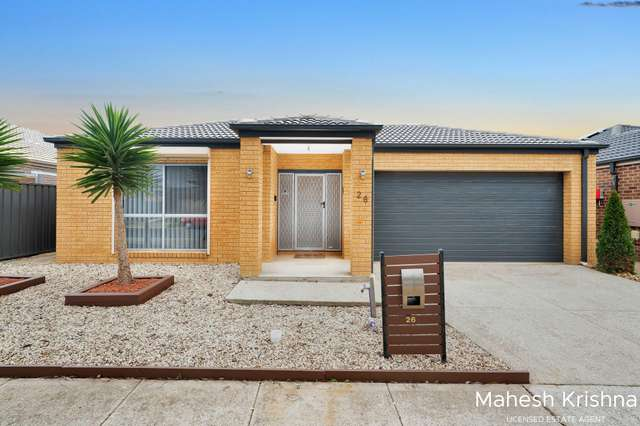 26 Holloway Street, Manor Lakes VIC 3024