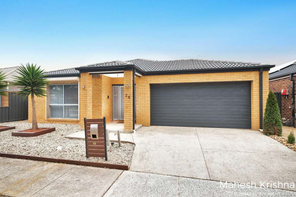 Second view of Homely house listing, 26 Holloway Street, Manor Lakes VIC 3024