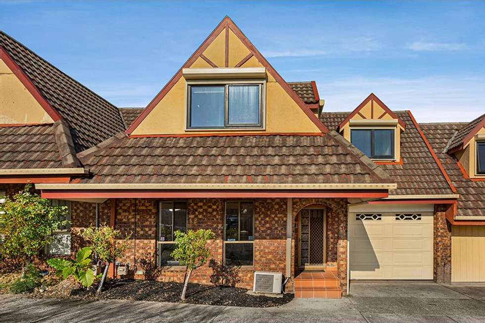 Third view of Homely townhouse listing, 3/699 Pascoe Vale Rd., Glenroy VIC 3046