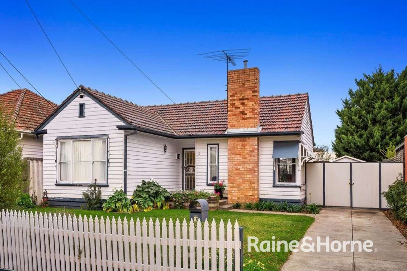 Main view of Homely house listing, 10 Ernest Street, Sunshine VIC 3020