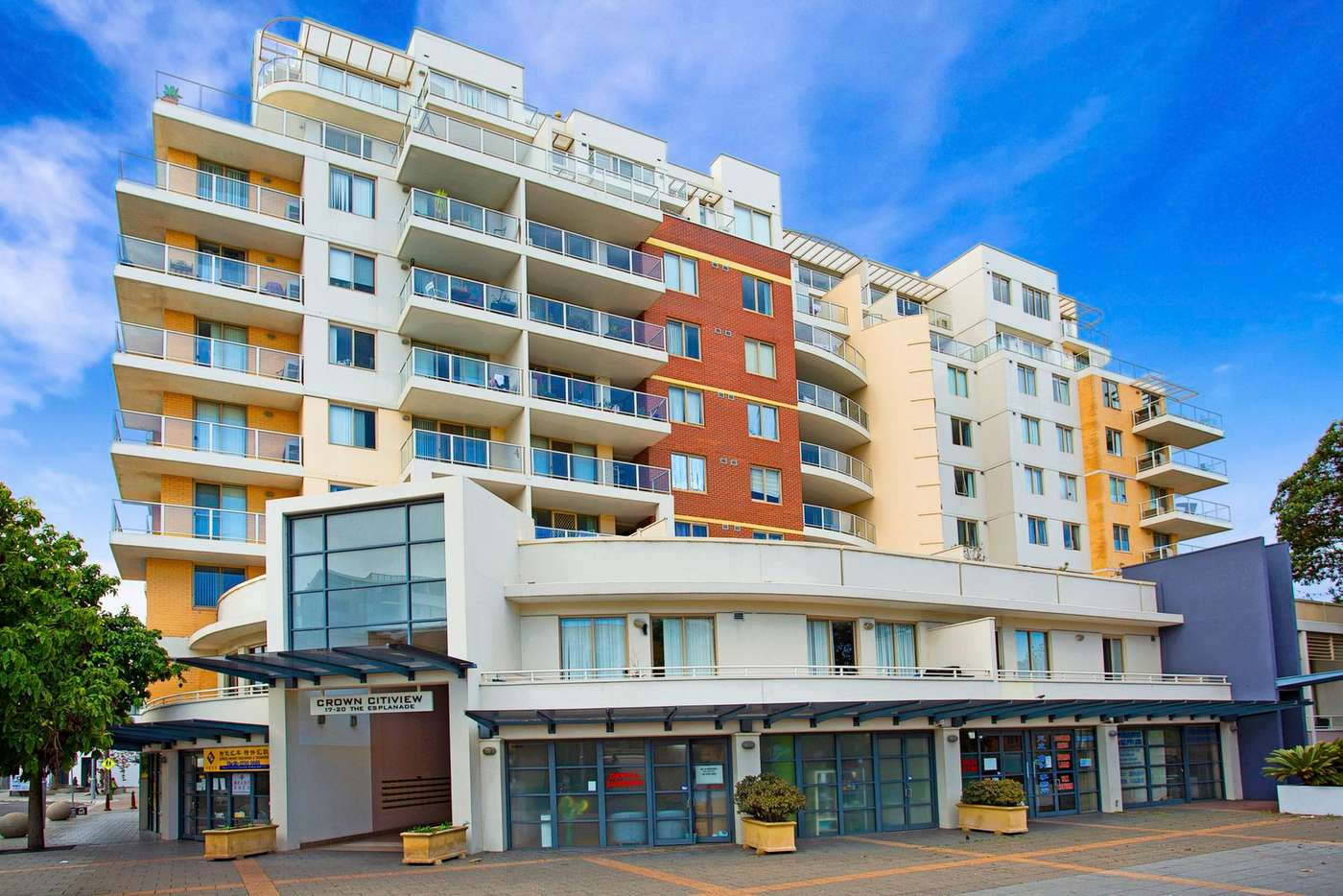 Main view of Homely apartment listing, 601/17-20 The Esplanade, Ashfield NSW 2131