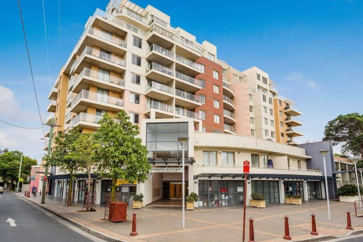Main view of Homely apartment listing, 404/17-20 The Esplanade, Ashfield NSW 2131