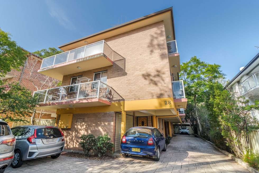 Second view of Homely townhouse listing, 4/28 HAINSWORTH STREET, Westmead NSW 2145