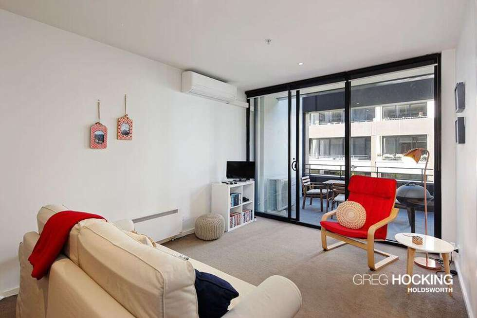 Third view of Homely apartment listing, A309/57 Bay Street, Port Melbourne VIC 3207