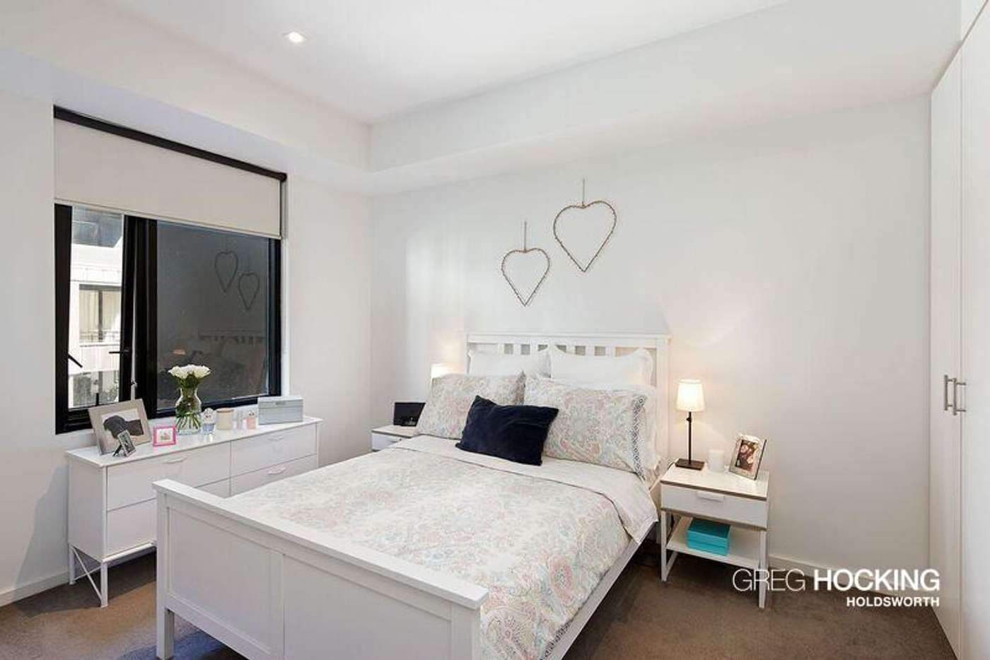 Seventh view of Homely apartment listing, A309/57 Bay Street, Port Melbourne VIC 3207