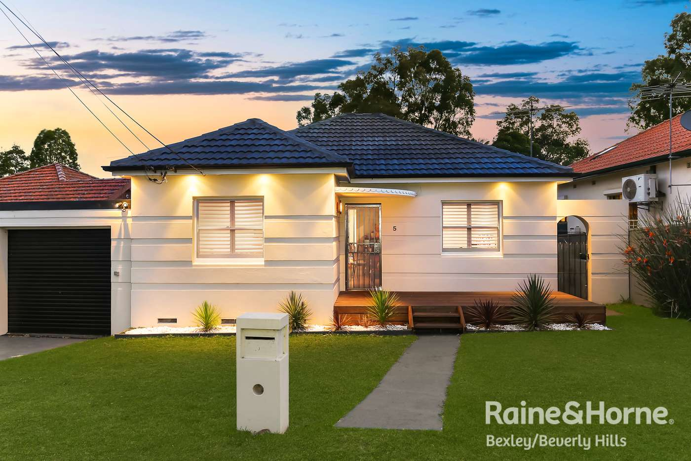 Main view of Homely house listing, 5 Bungalow Road, Roselands NSW 2196