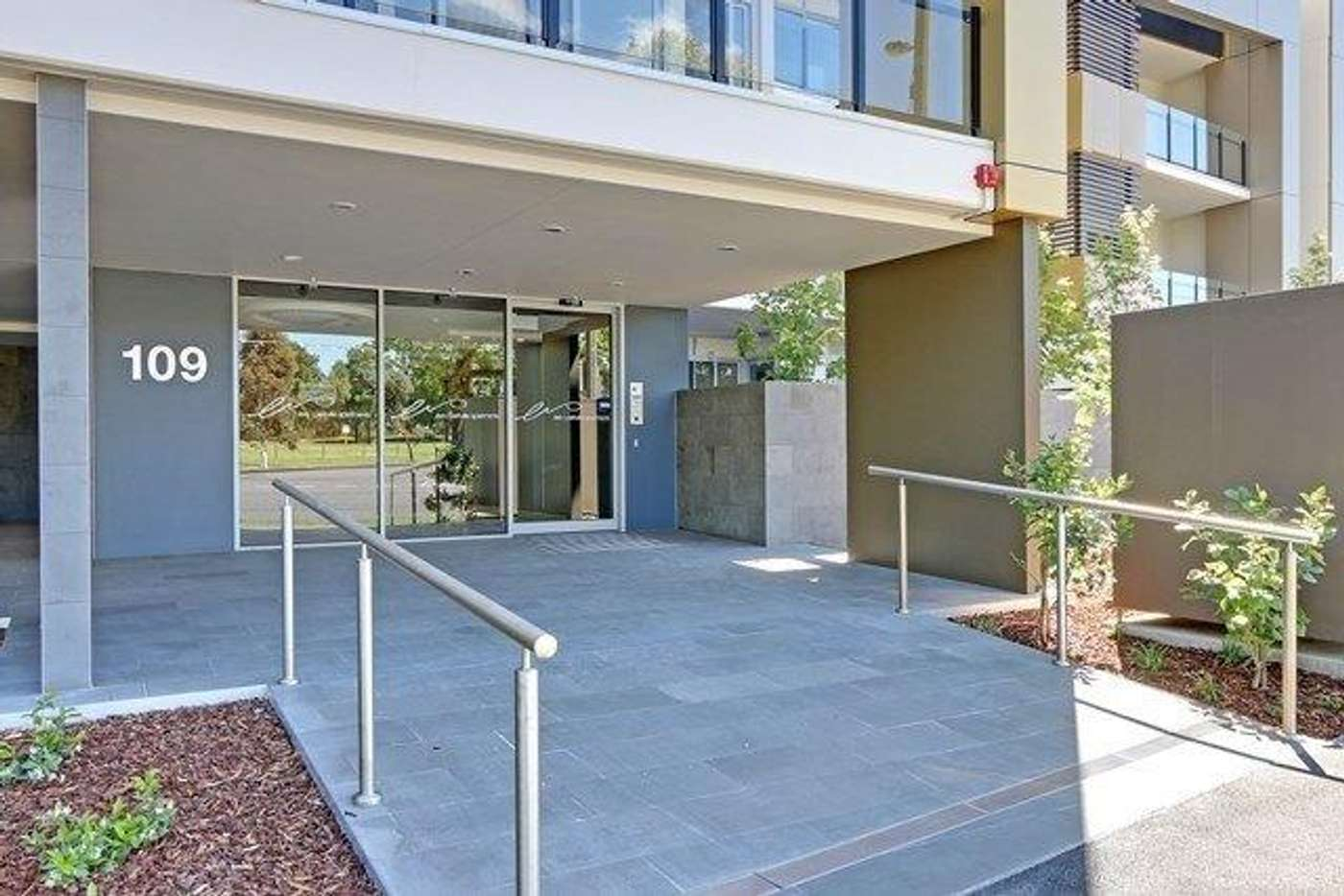 Sixth view of Homely apartment listing, 26/109 Manningham Street, Parkville VIC 3052