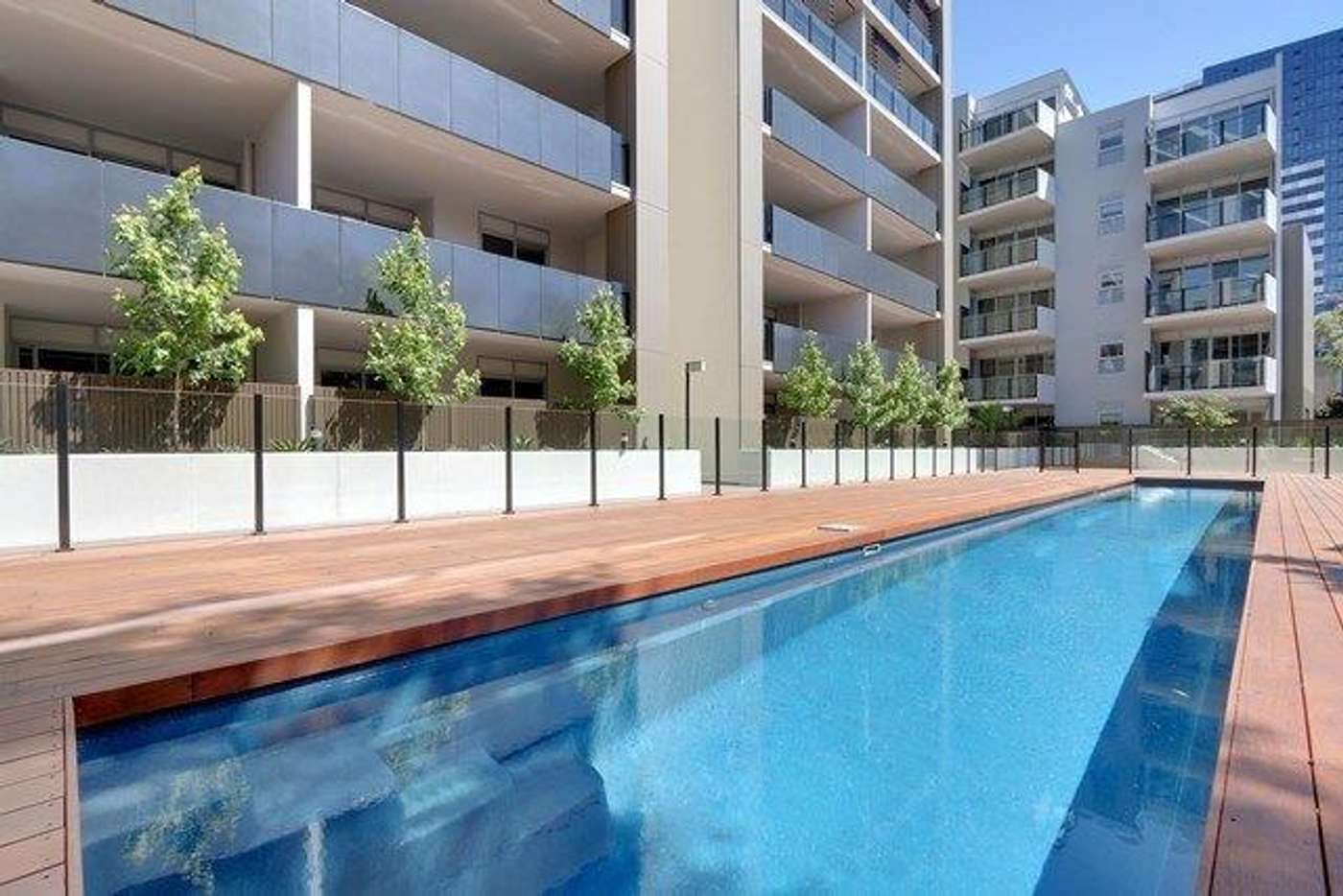 Seventh view of Homely apartment listing, 26/109 Manningham Street, Parkville VIC 3052