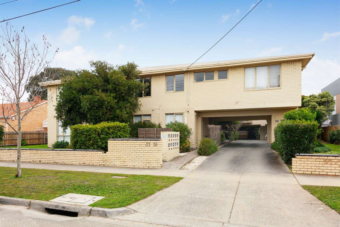 Main view of Homely apartment listing, 2/37-39 Fisher Street, Malvern East VIC 3145