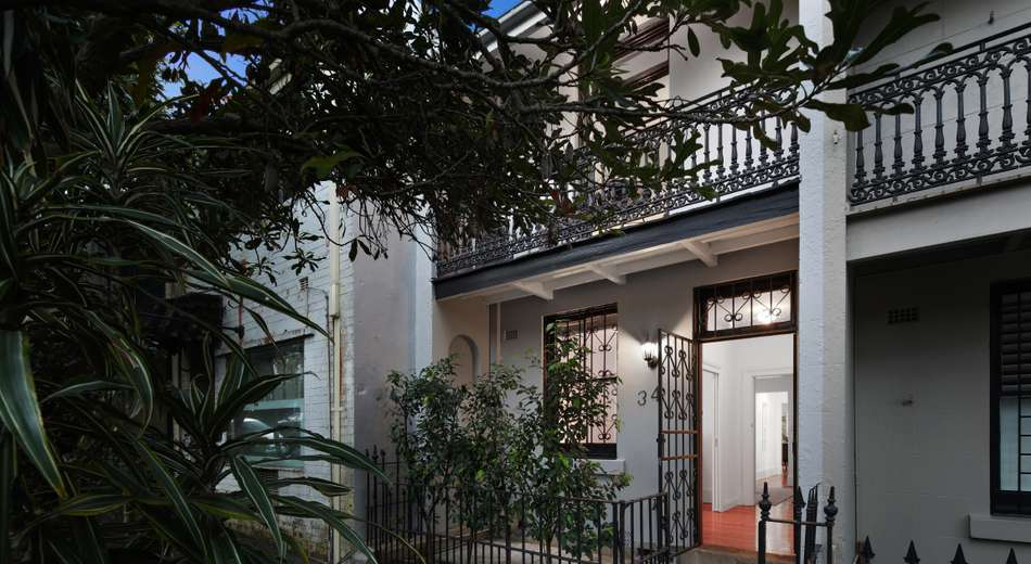 34 Myrtle Street, Chippendale NSW 2008
