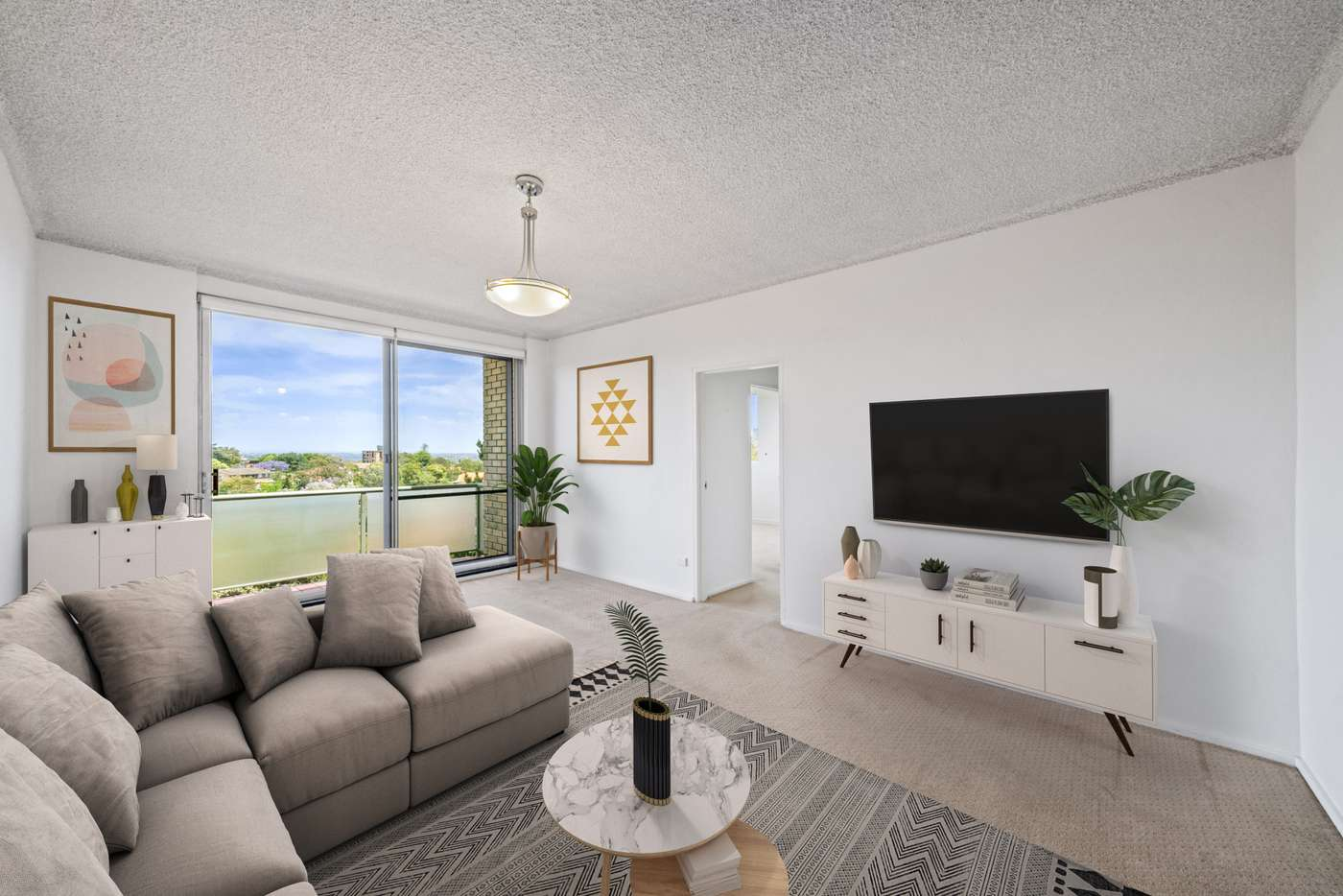 Main view of Homely apartment listing, 3E/11 River Road, Wollstonecraft NSW 2065