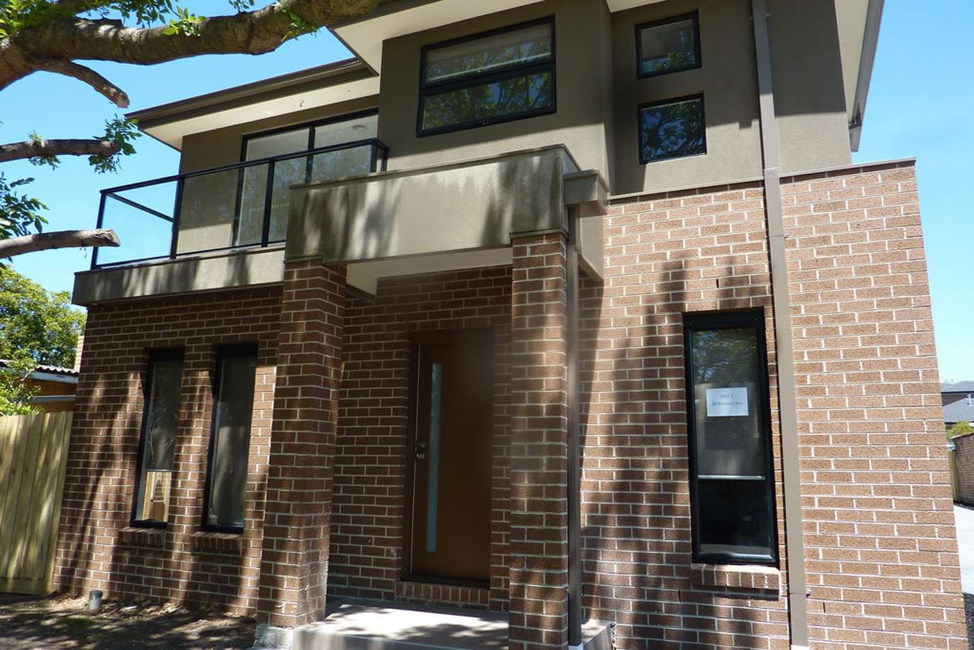 Main view of Homely townhouse listing, 1/28 Burrows Avenue, Dandenong VIC 3175
